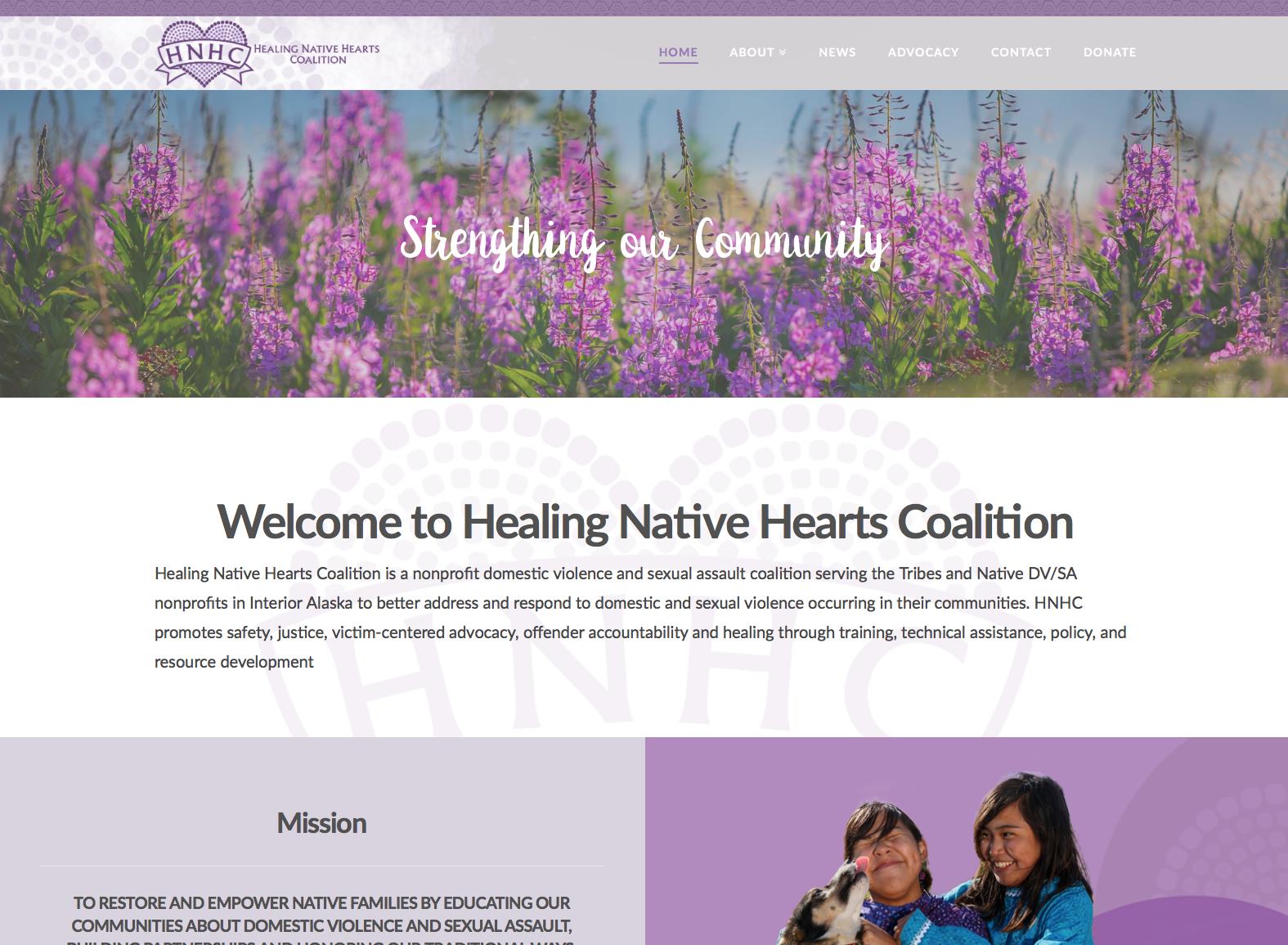 Healing Native Hearts Coalition