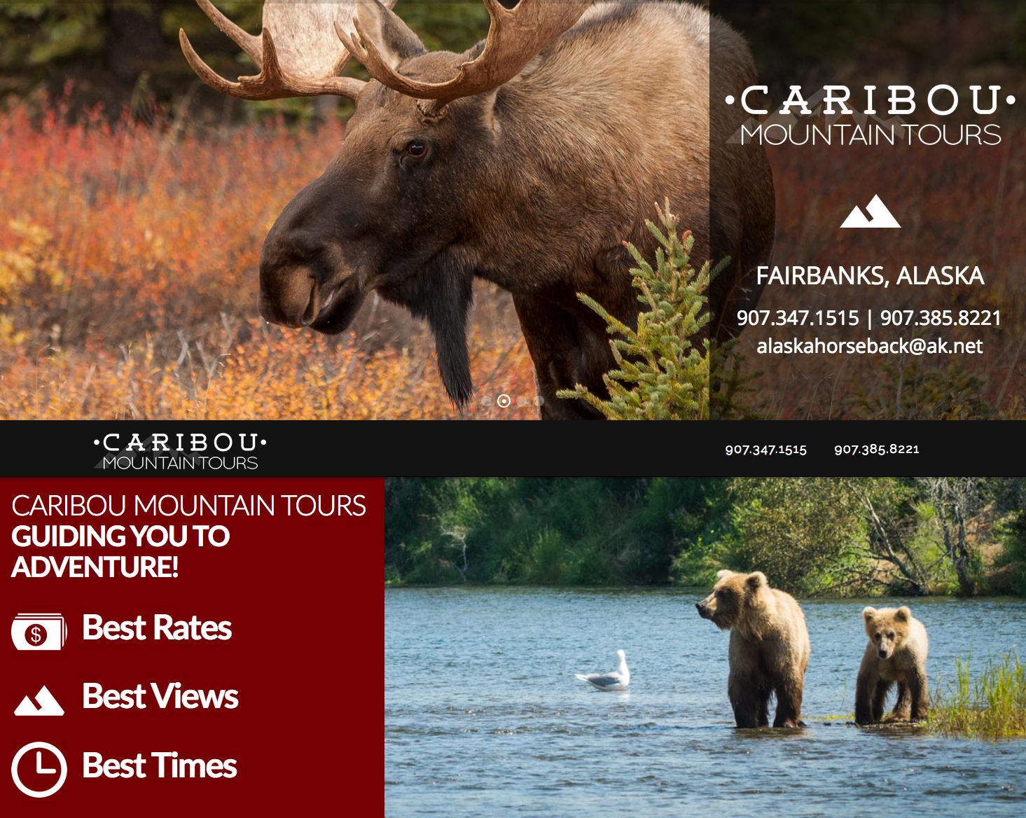 Caribou Mountain Tours