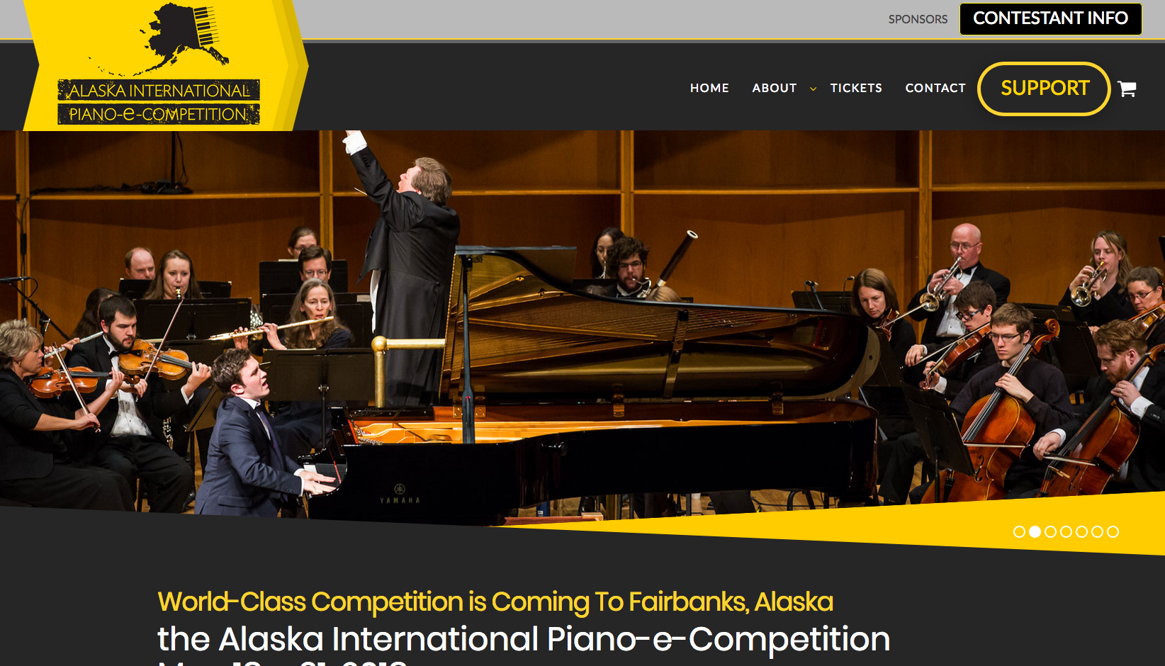 Alaska International Piano-e-Competition