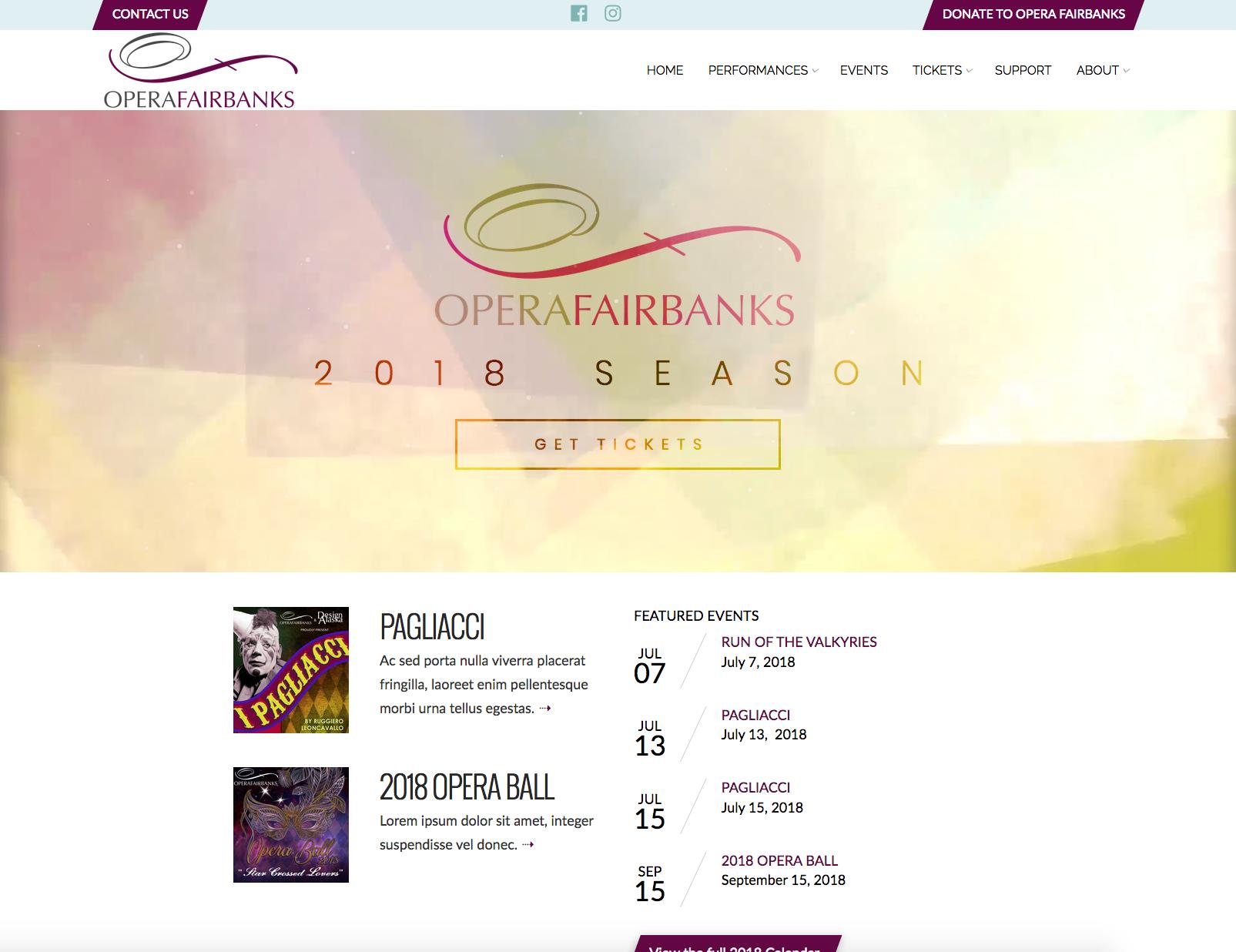 Opera Fairbanks