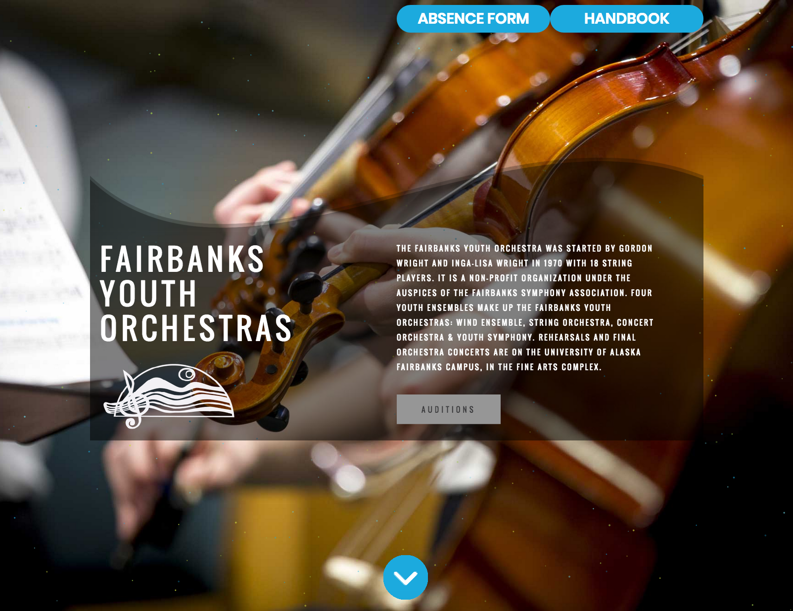 Fairbanks Youth Orchestras