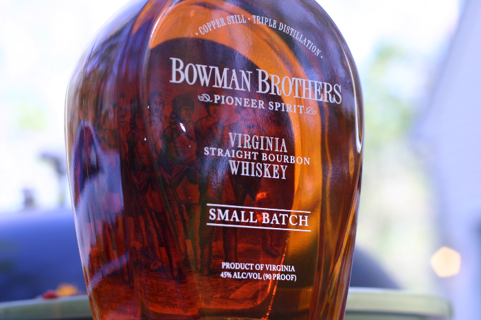 Bowman Brothers Pioneer Spirit  (Click for entire image)