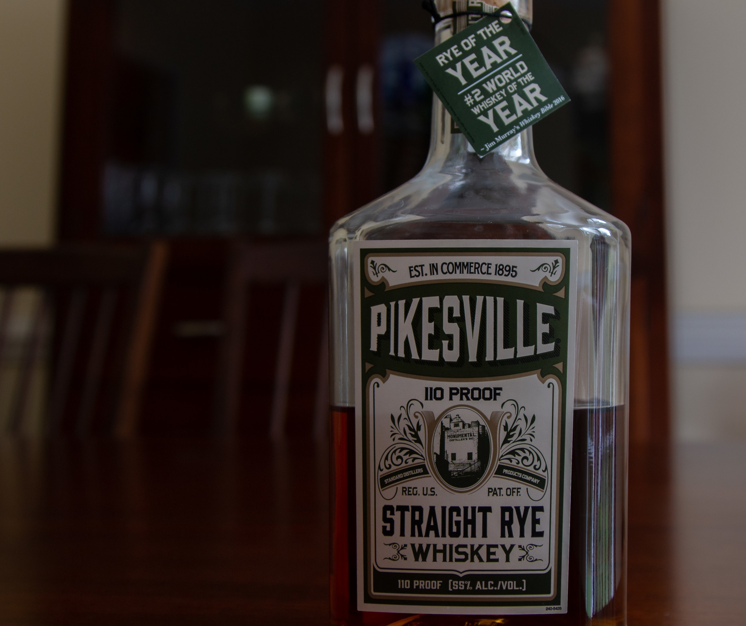 Something about Rye of the Year