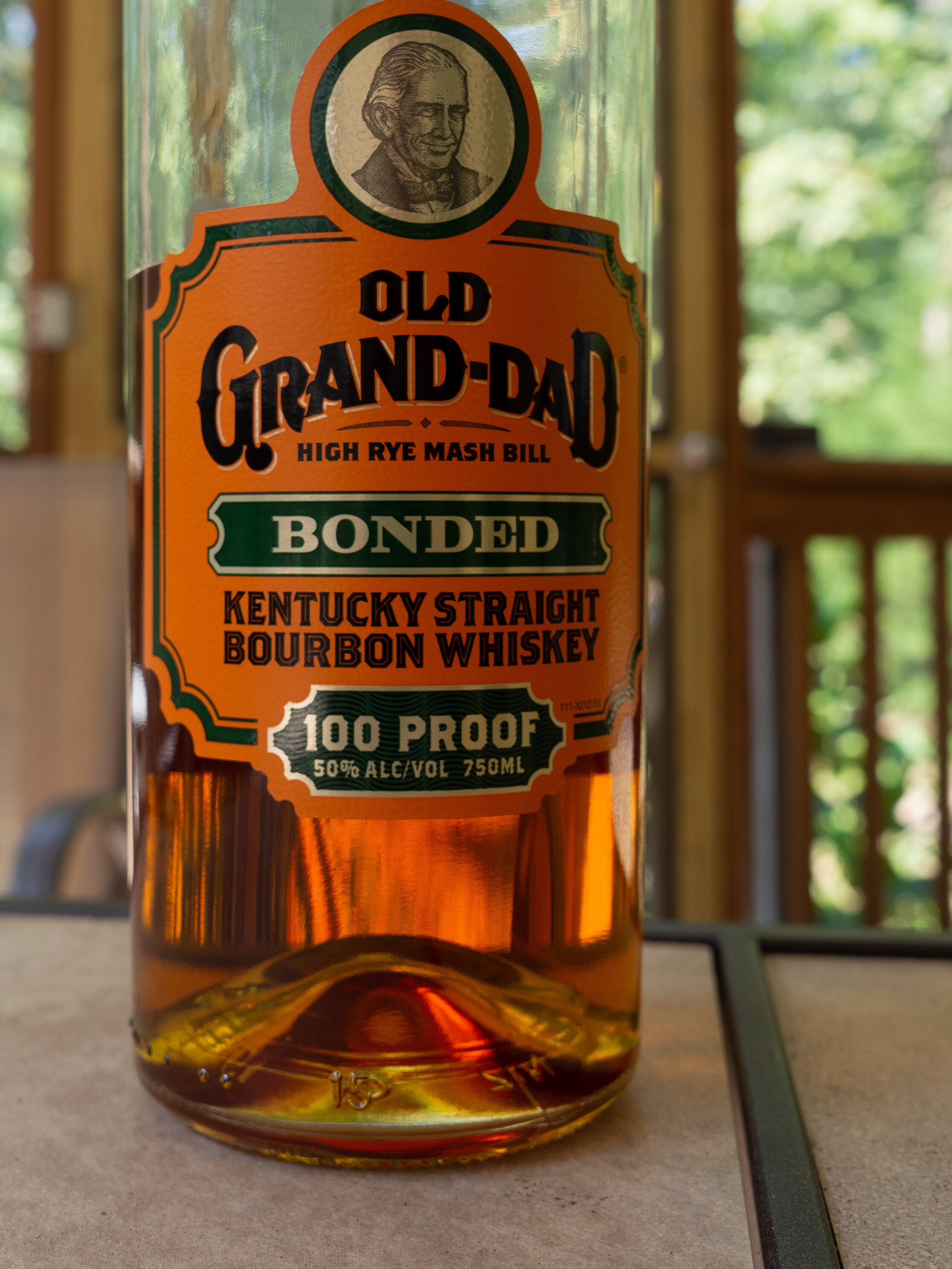 Old Grand-Dad Bonded