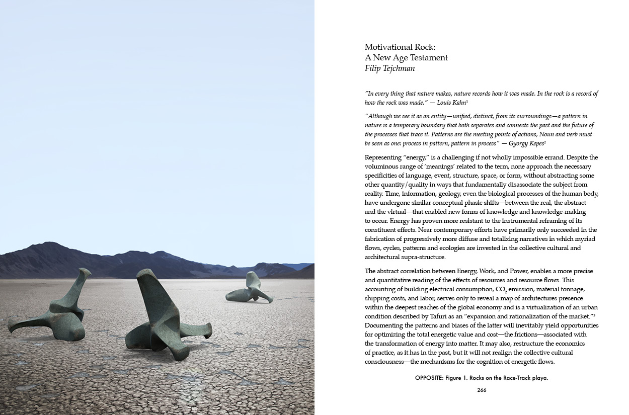 """Motivation Rock: A New Age Testament"" by  Filip Tejchman ."