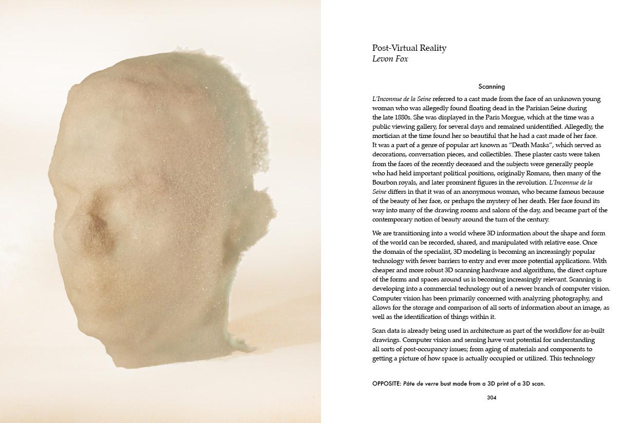 """""""Post-Virtual Reality"""" by Levon Fox."""
