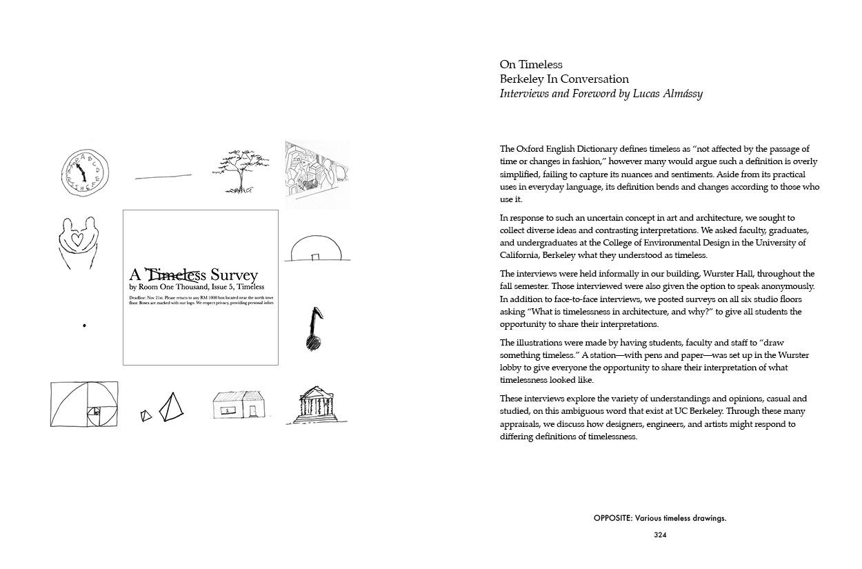 """On Timeless"" – Berkeley In Conversation Edited by Lucas Almássy."