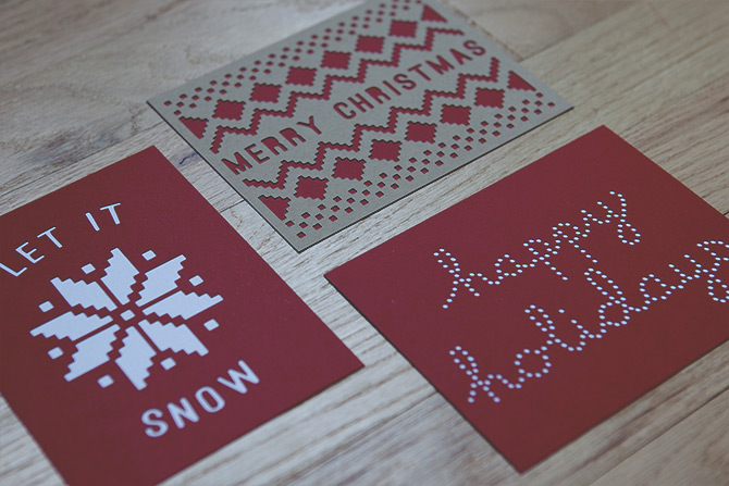 Winter Collection Sneak Peak - Evermore Paper Co.