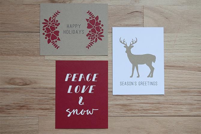 Winter Collection Sneak Peak - Evermore Paper Co