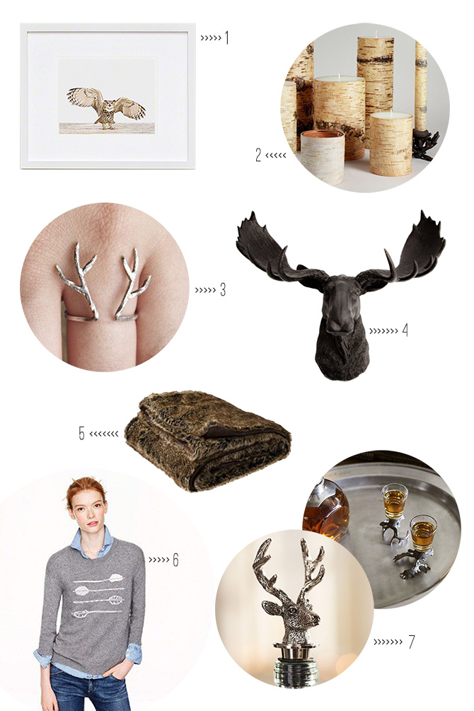 Gift Guide for Woodland Lovers | Evermore Paper Co.