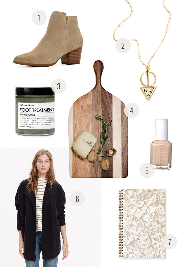 Fresh finds for fall via Evermore Paper Co.