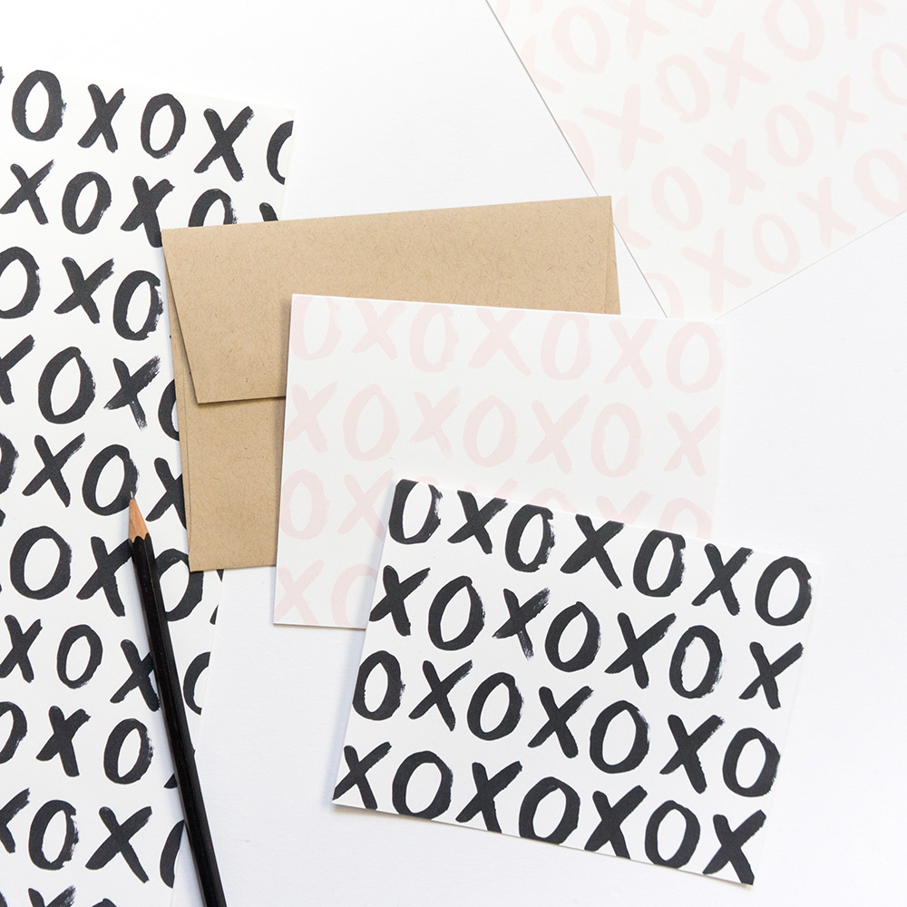 Free Valentine's Day Printables   Evermore Paper Co.