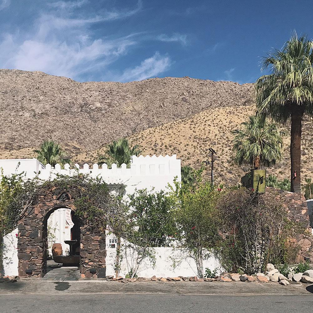 Moroccan vibes at Korakia