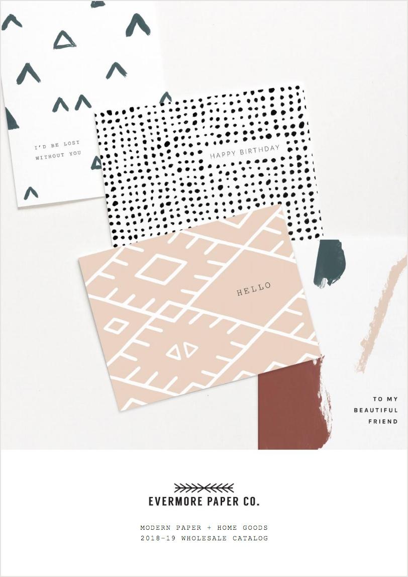Wholesale Catalog | Evermore Paper Co.
