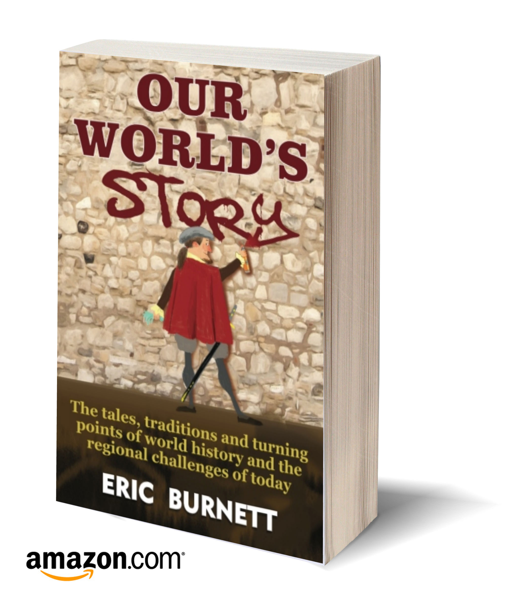 3D Book Cover Our World's Story with Amazon.jpg