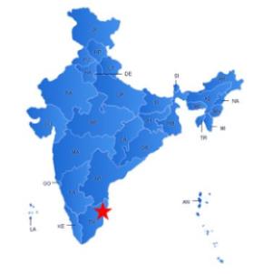 Puducherry, Tamil Nadu