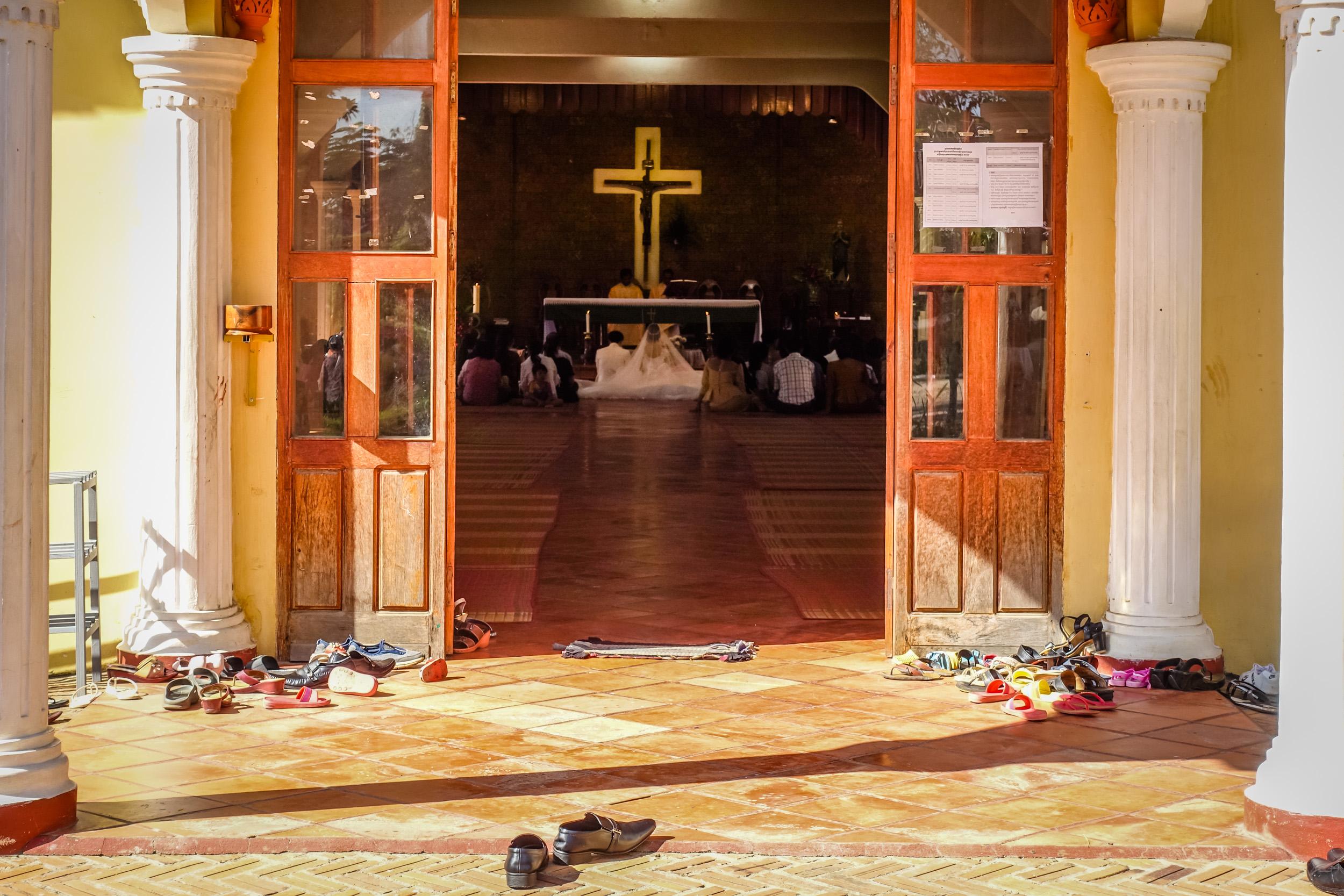 Battambang Wedding