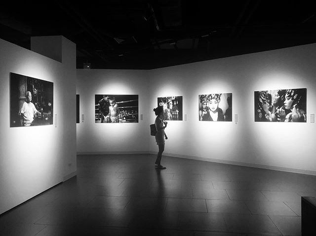 Glad I made time to check out #tworealities exhibit at #rivercitybangkok