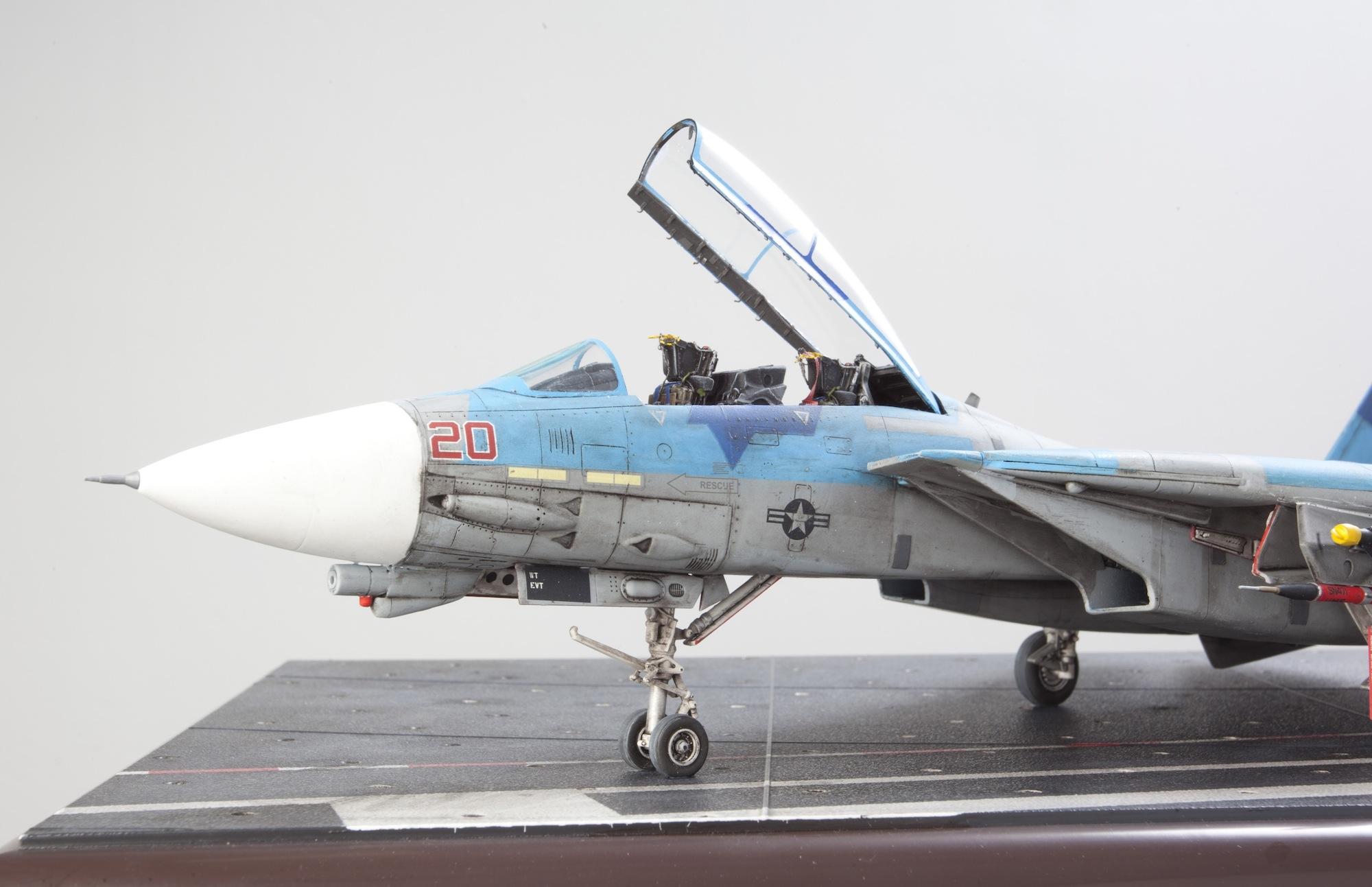 NSAWC F-14A TOMCAT