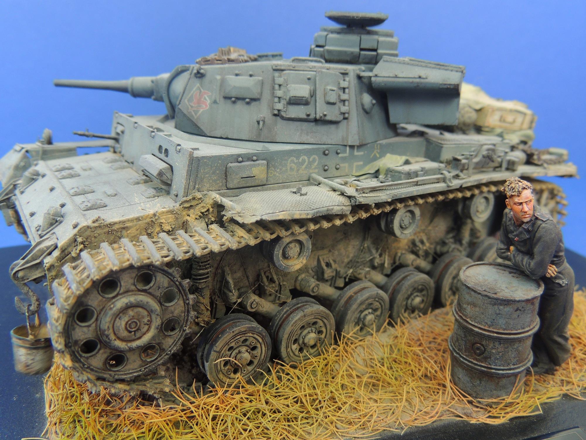 Panzer III Ausf G Tank
