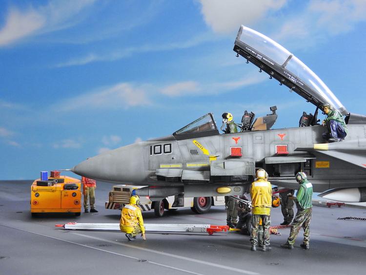0a BN-Ac-Trumpeter-F-14D Super Tomcat, 1.32.JPG