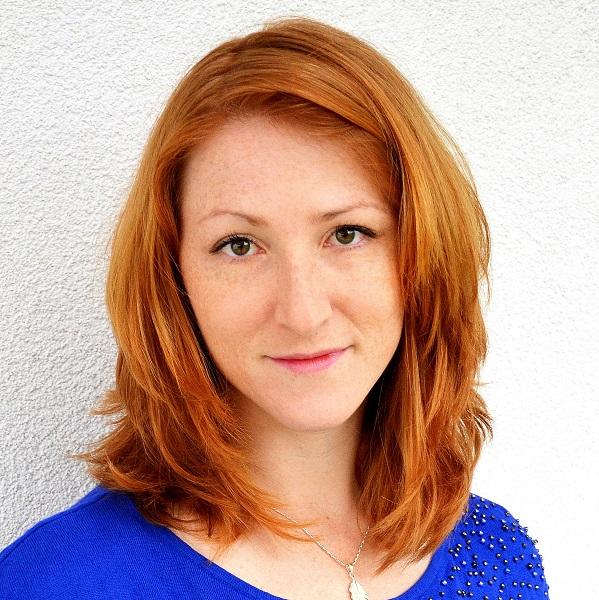 Author Veronica Sicoe