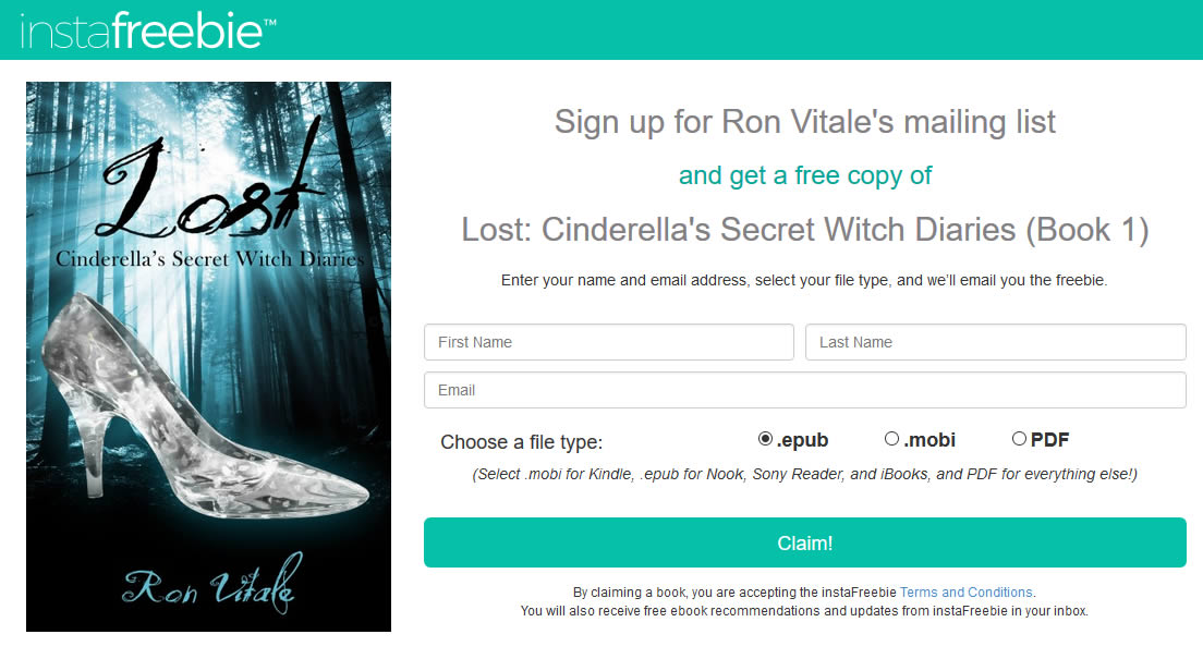 Instafreebie is helping build my list, but will those readers buy more in the future?