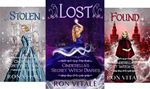 Cinderella's Secret Witch Diaries box set (books 1-3)