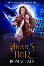 Ahab's Heir cover