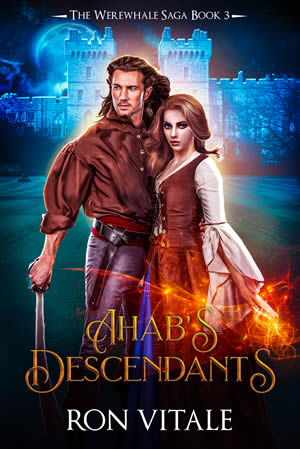 Cover for Ahab's Descendants