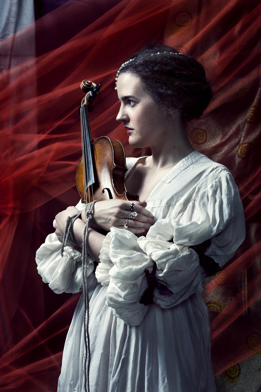 Catalina Langborn, barockviolinist