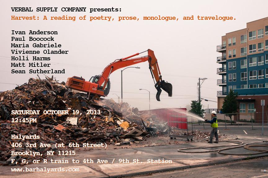 Harvest Flyer October 19th, 2013 reading.jpg