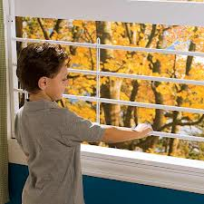 Window guards can prevent falls