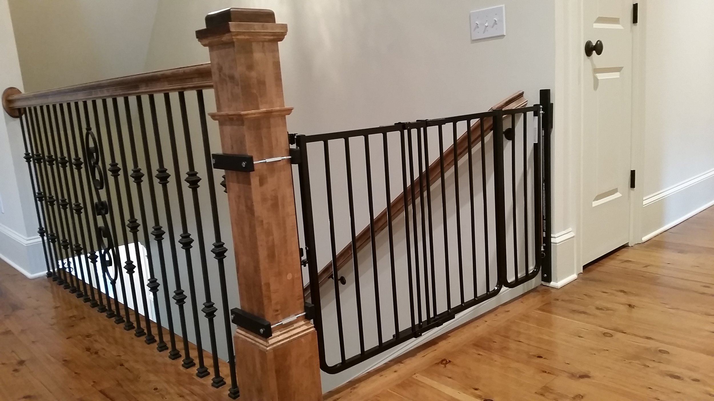 Black Stair Gate