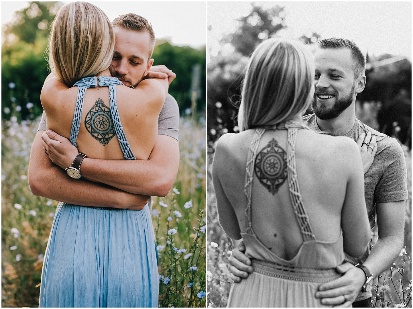 Betsy's awesome tattoos have me super jealous and wanting some more tattoos stat!