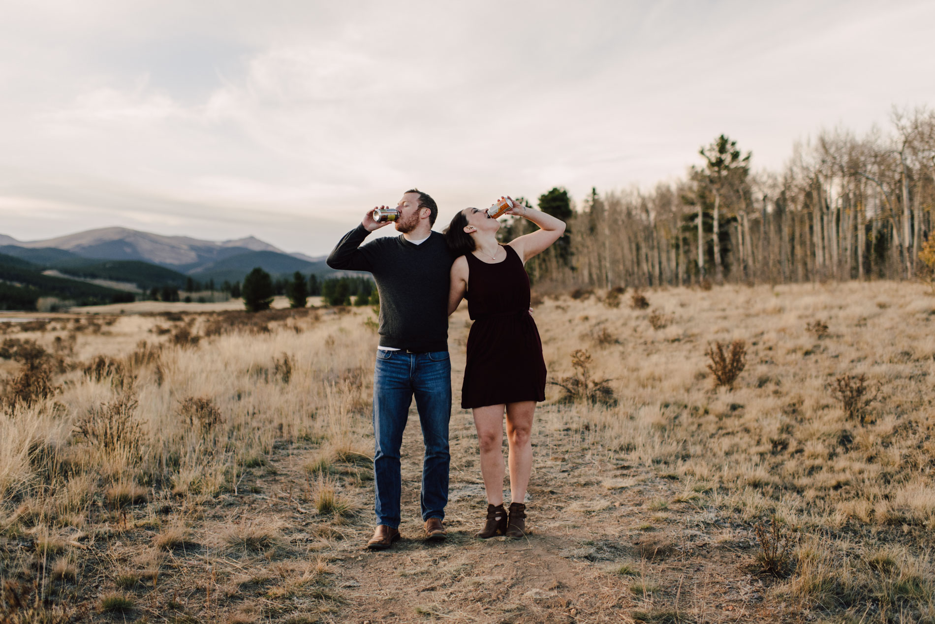 kenosha-pass-Engagement-session-colorado-engagement-session-Adventurous-Wedding-Photography-Adventurous-Wedding-Photograph-Adventure-Elopement-Photographer-Adventurous-Elopement-Photographer-beer-engagement-session