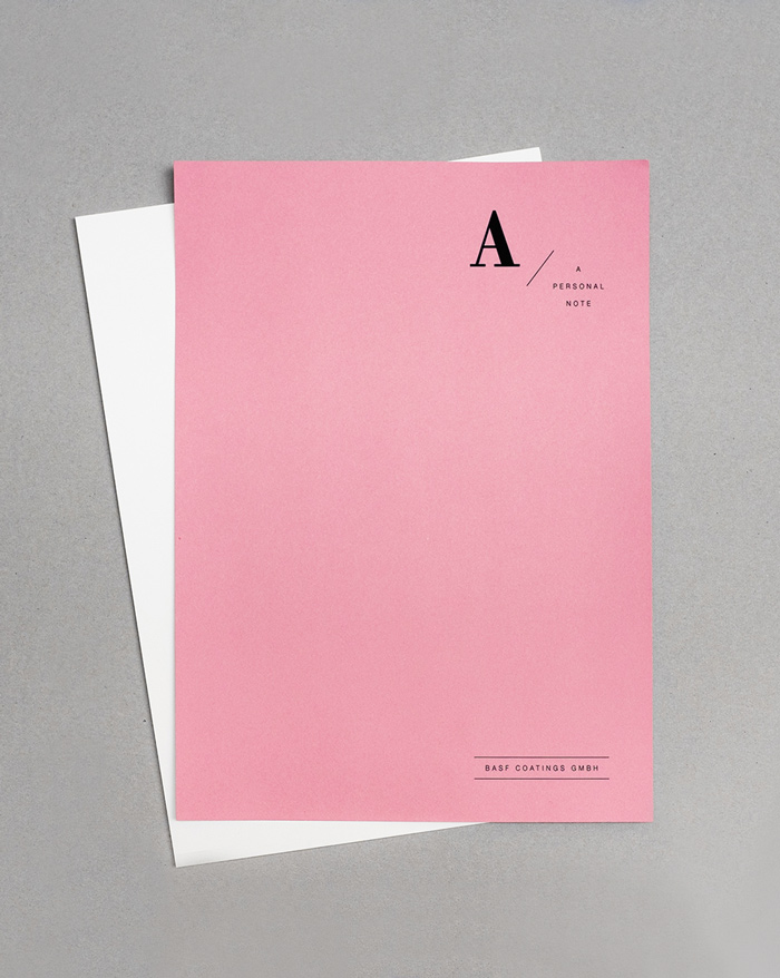 Work – BASF Folder