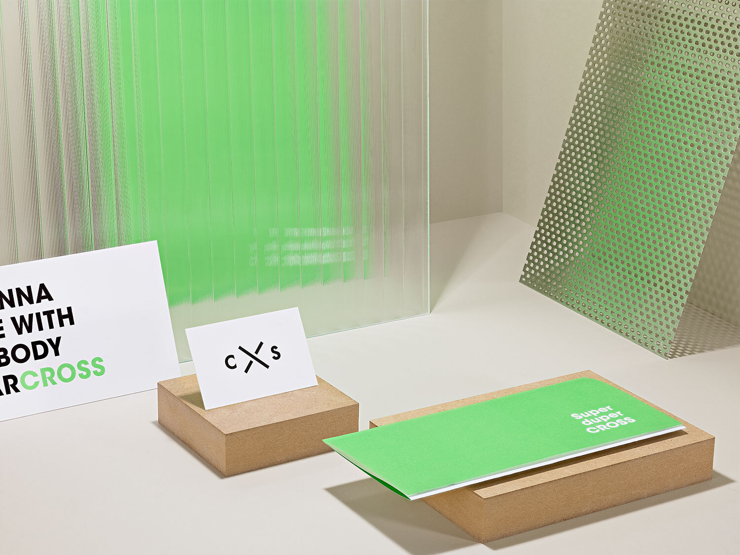 Designing a Personal Stationary