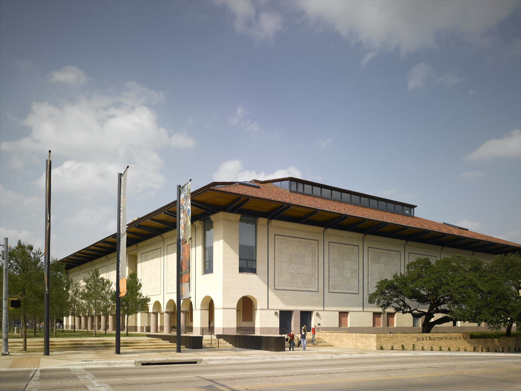 Blanton Museum of Art, University of Texas at Austin -