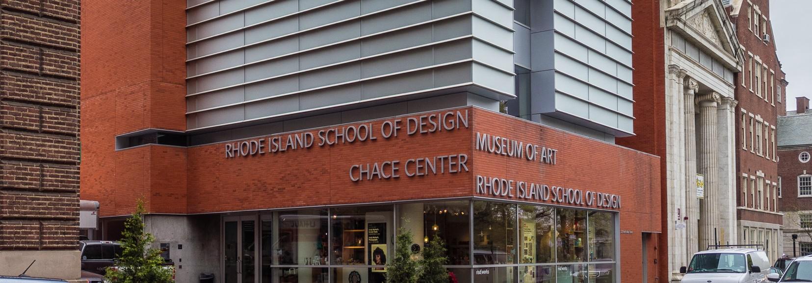 Chace Center, Rhode Island School of Design -