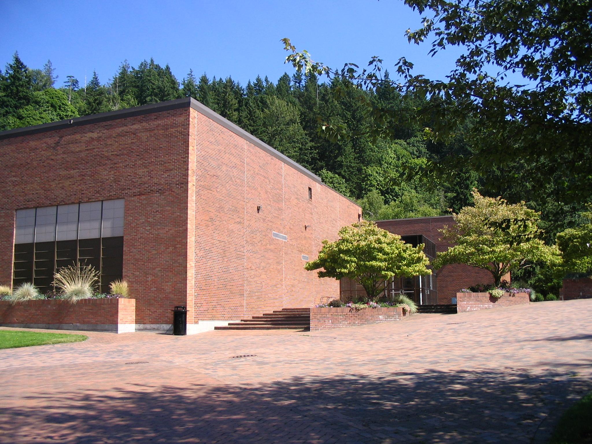Western Gallery & Fine Arts Building, Western Washington University -