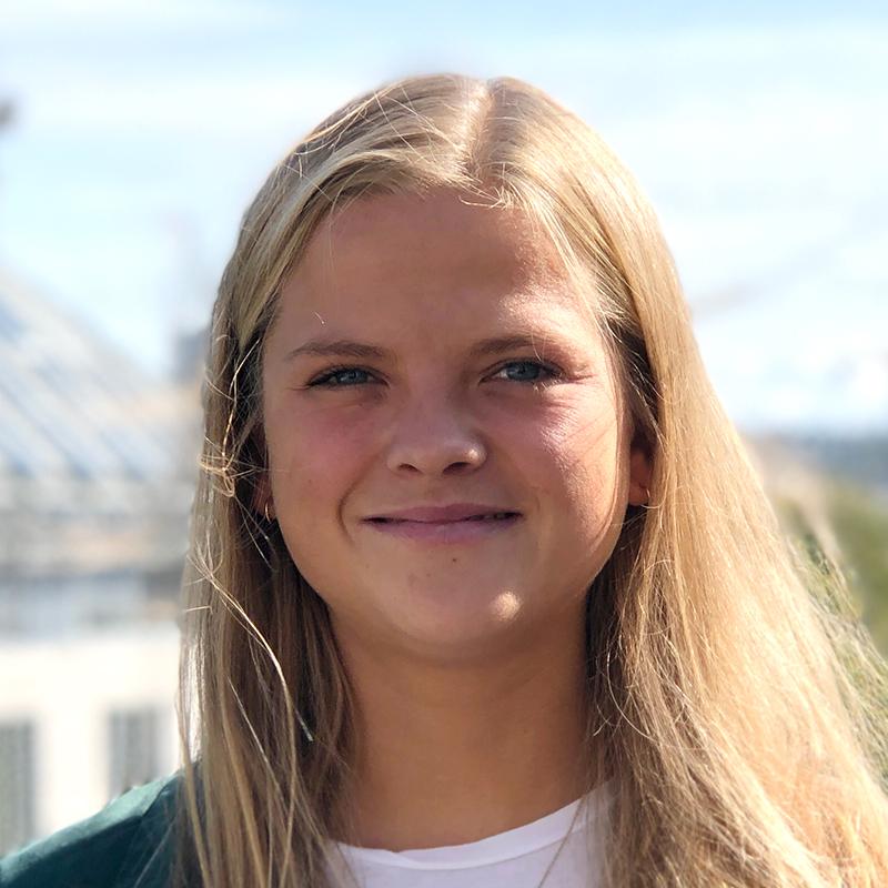 Hedvig Holtmann - Praktikant+47 974 73 080 — hedvig@spinnark.no