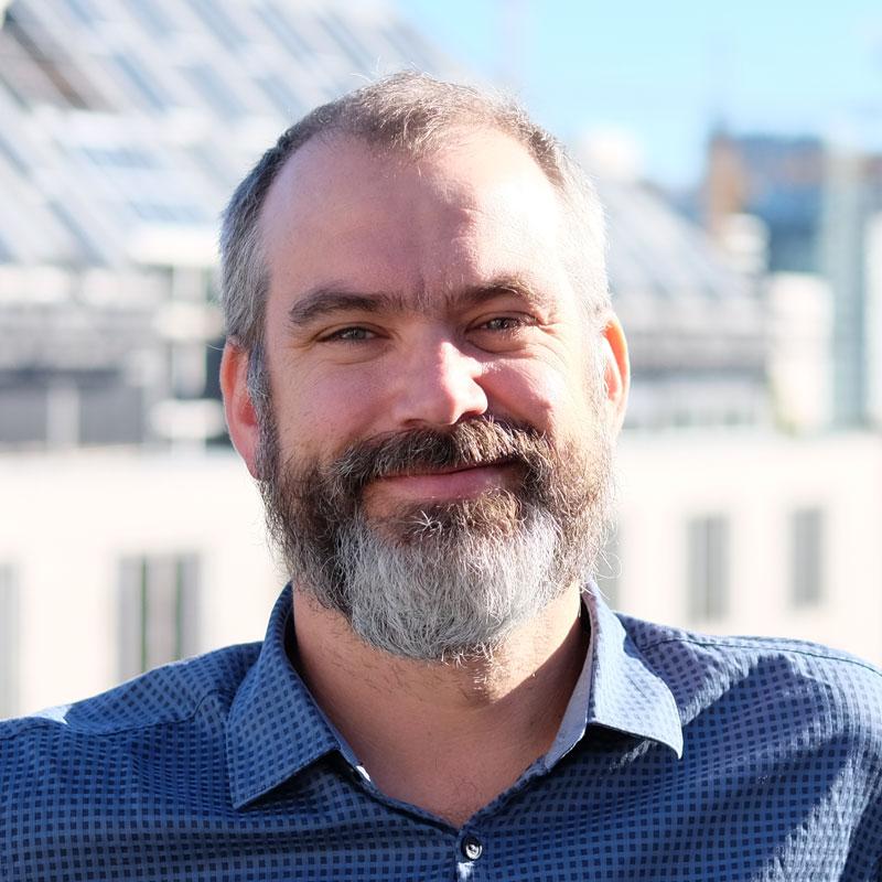 James Dodson - Daglig leder / partner / seniorarkitekt MNAL+47 472 80 770 — james@spinnark.no