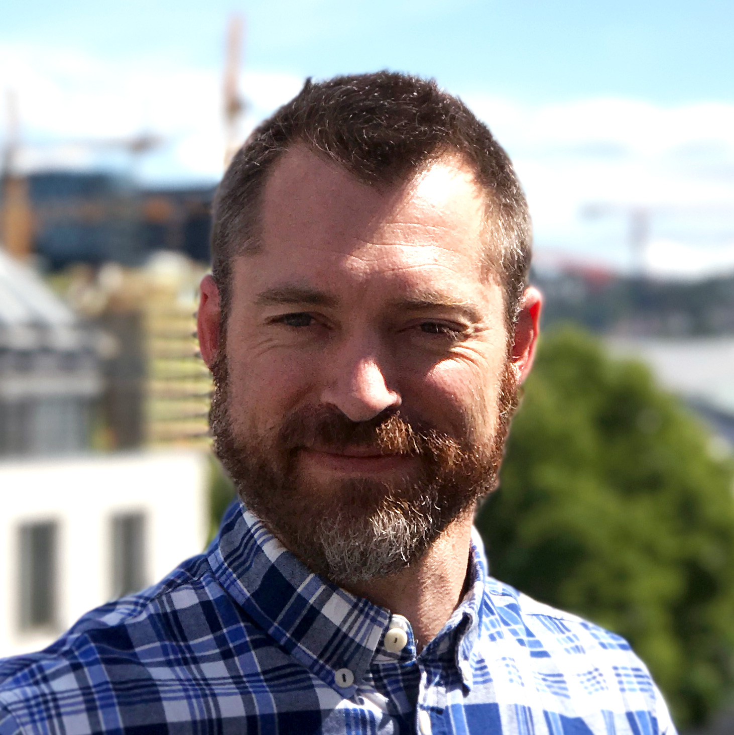 Leif Daniel Houck - Partner / seniorarkitekt MNAL+47 932 64 423 — leif@spinnark.no