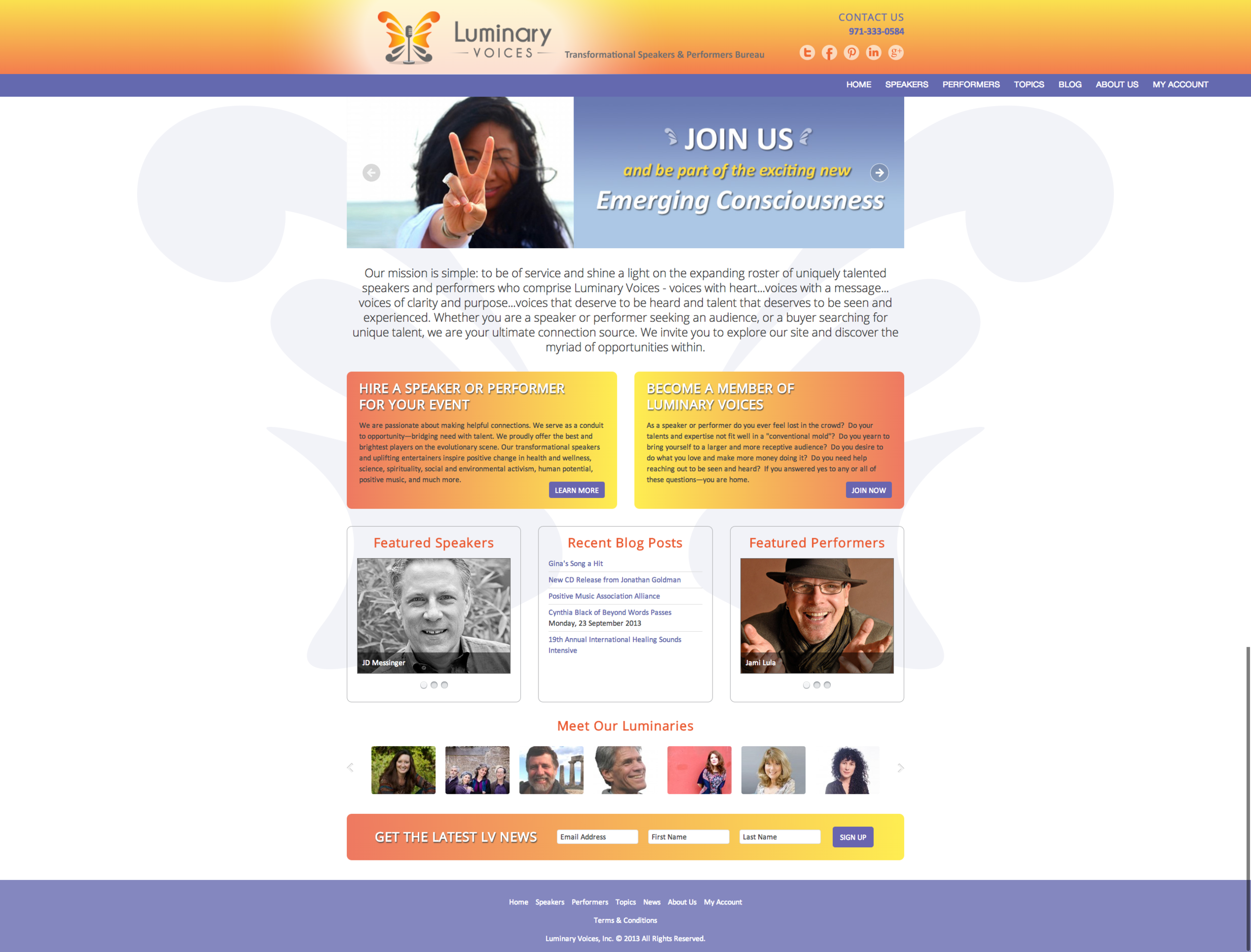 Luminary Voics home page.png