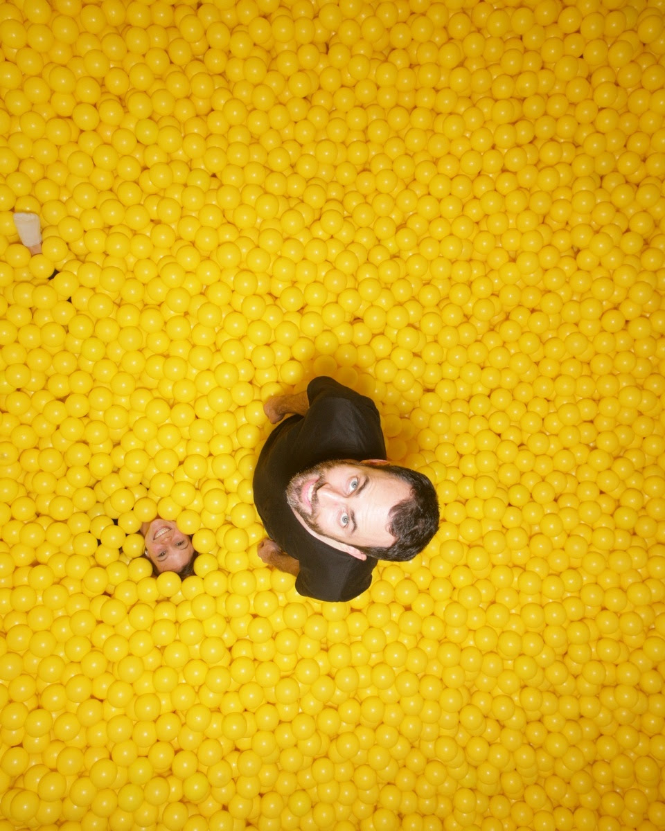 This ball pit was pretty cool!