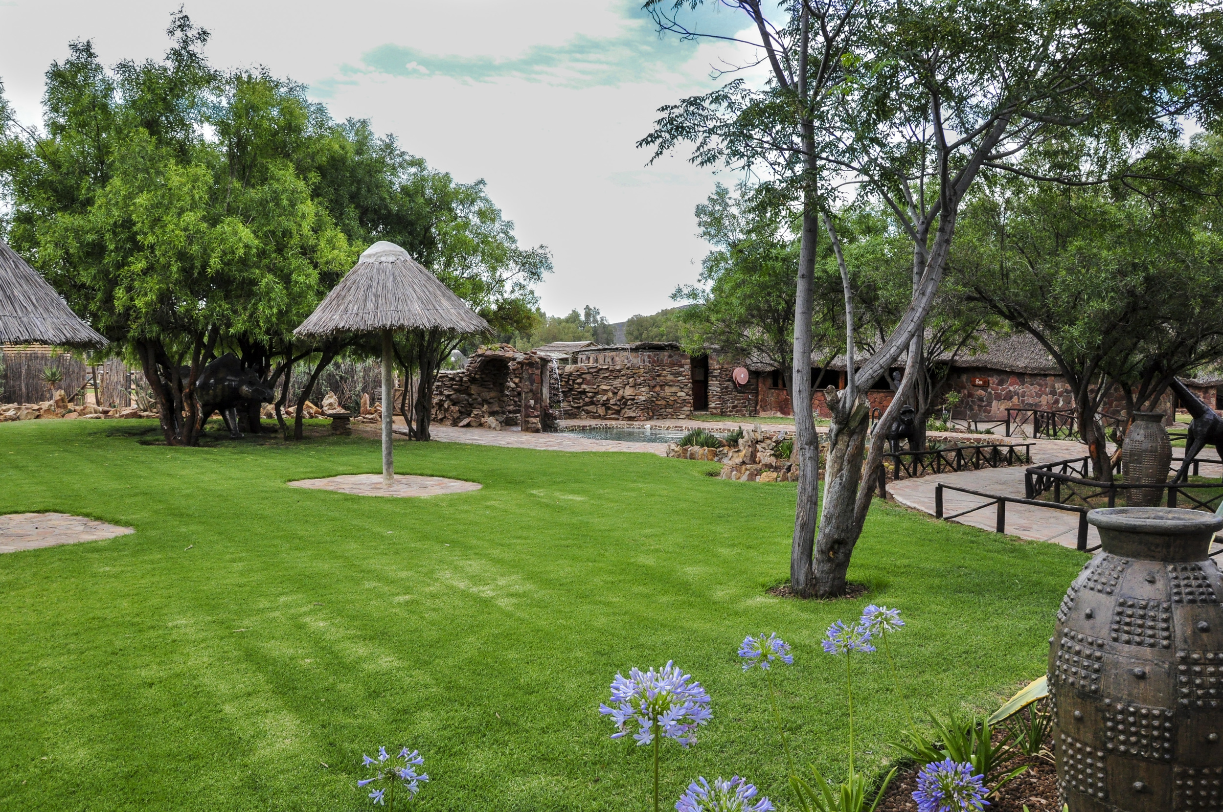 Safari Lodge Aquila Game Reserve