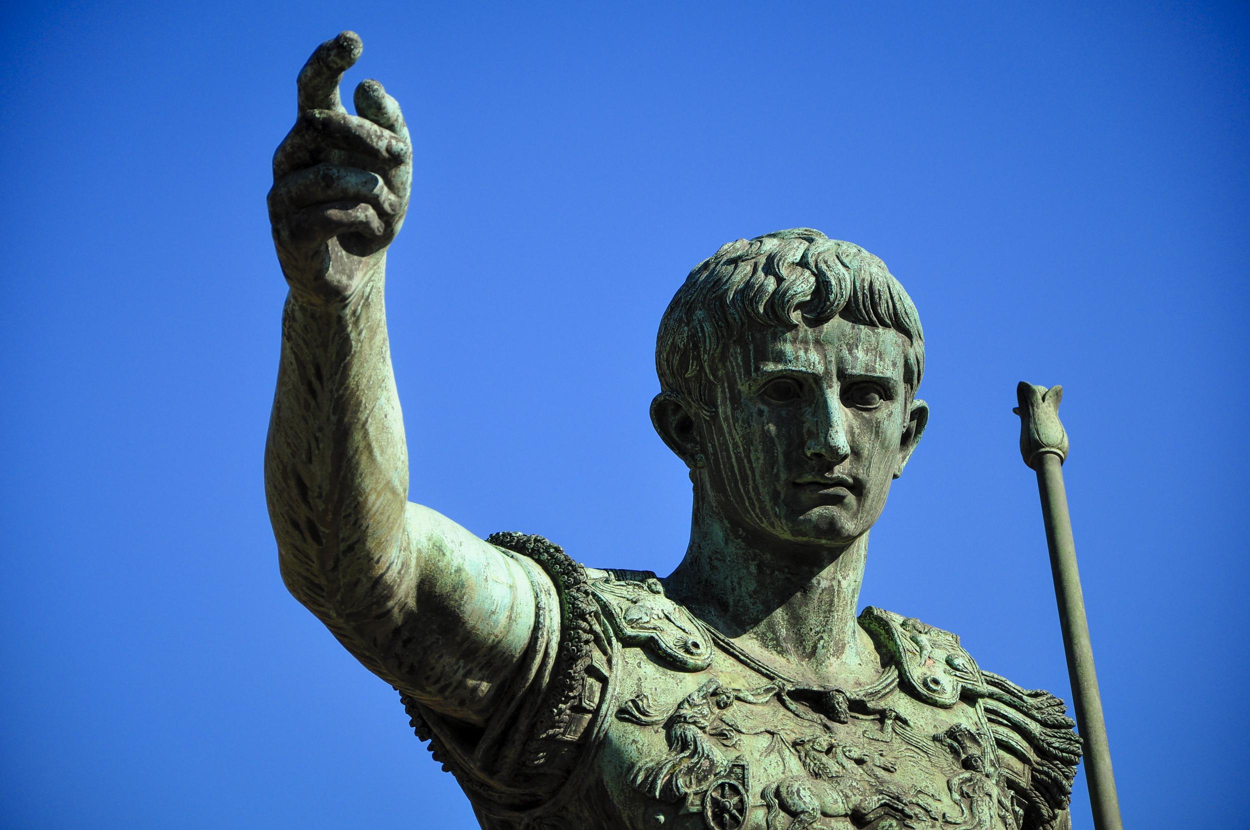 Statue of Augustus - Rome