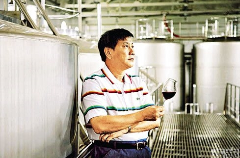 Grace Vineyard was the brainchild of Mr. CK Chan