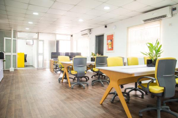 Ikoyi – Workspace